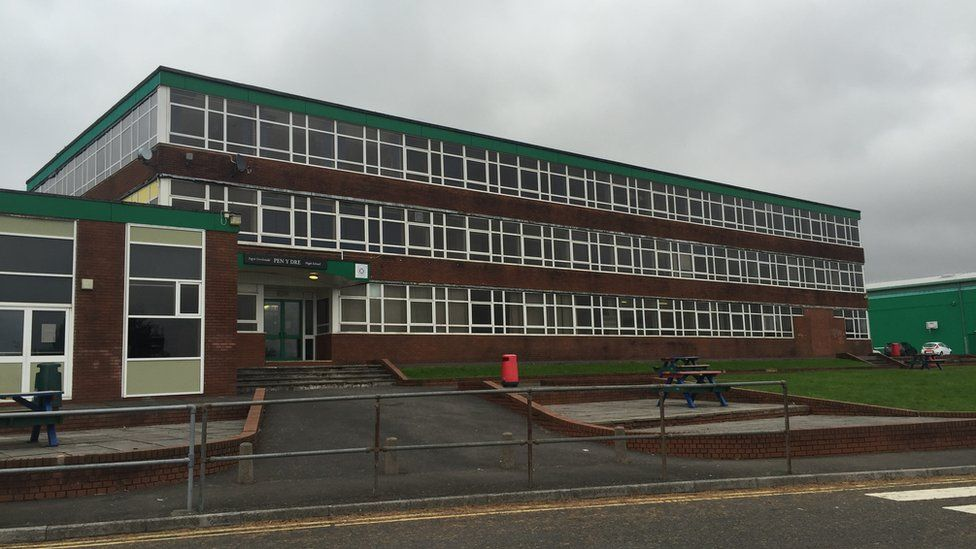 Pen-Y-Dre high school