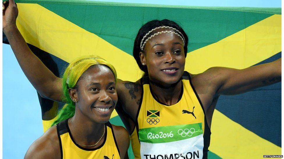 Meet Elaine Thompson, the fastest woman on earth - BBC ...