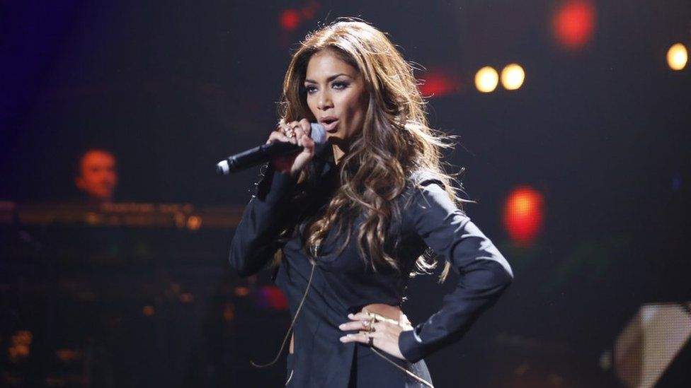 Nicole Scherzinger was a judge on The X Factor in 2012 and 2013