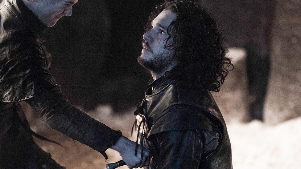 Jon Snow - played by Kit Harrington