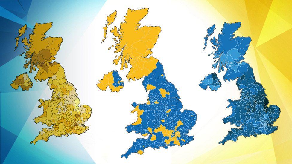 Referendum map