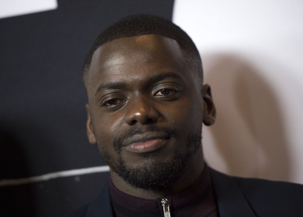 Daniel Kaluuya has also appeared in Doctor Who and Black Mirror