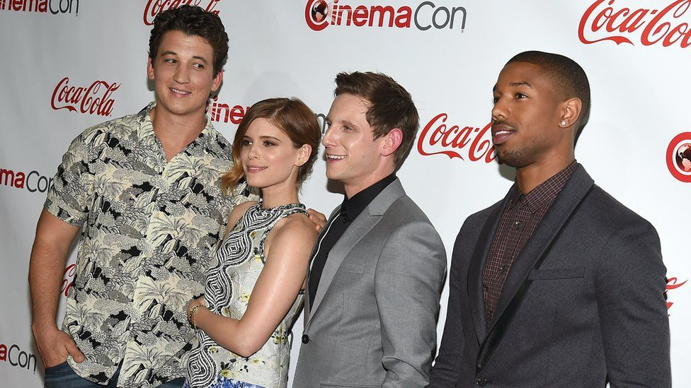 Fantastic Four Cast Havent Seen The Final Film Yet And Its Out In A Few Days
