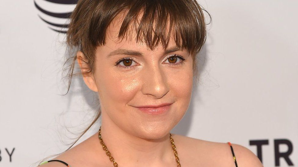 Lena Dunham isn't here to be a weight-loss success story