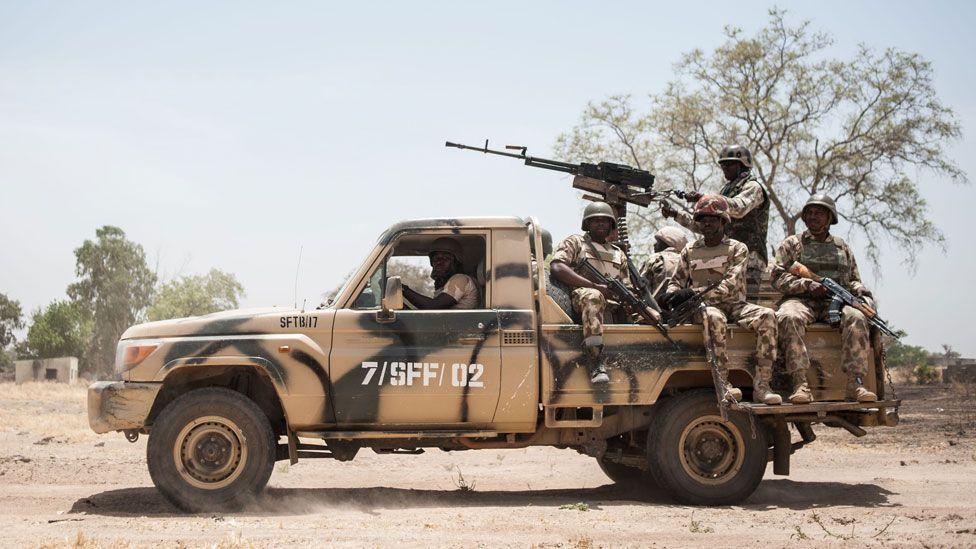 Army in Chibok