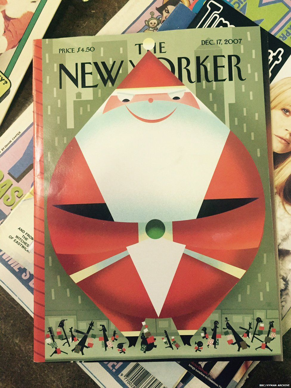 New Yorker Mag, 2007