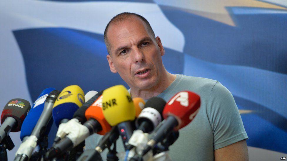 Yanis Varoufakis (5 July 2015)