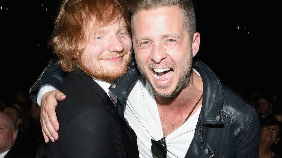 Ryan Tedder Shares Adele Harry Styles And Ed Sheeran
