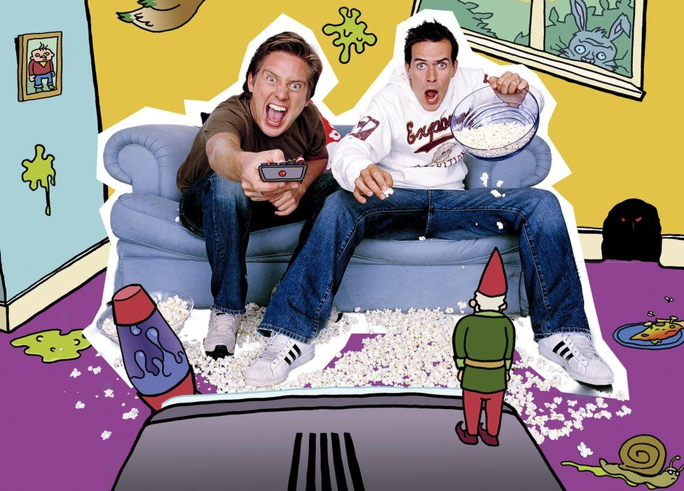 Charming Dick And Dom In The Bungalow Part - 1: Dick And Dom In Da Bungalow