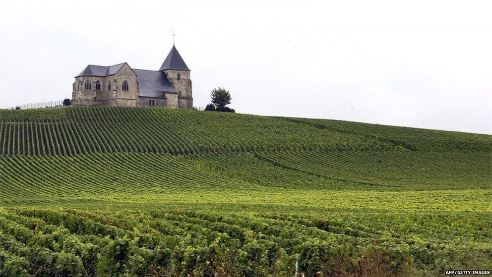 Champagne given world heritage title...