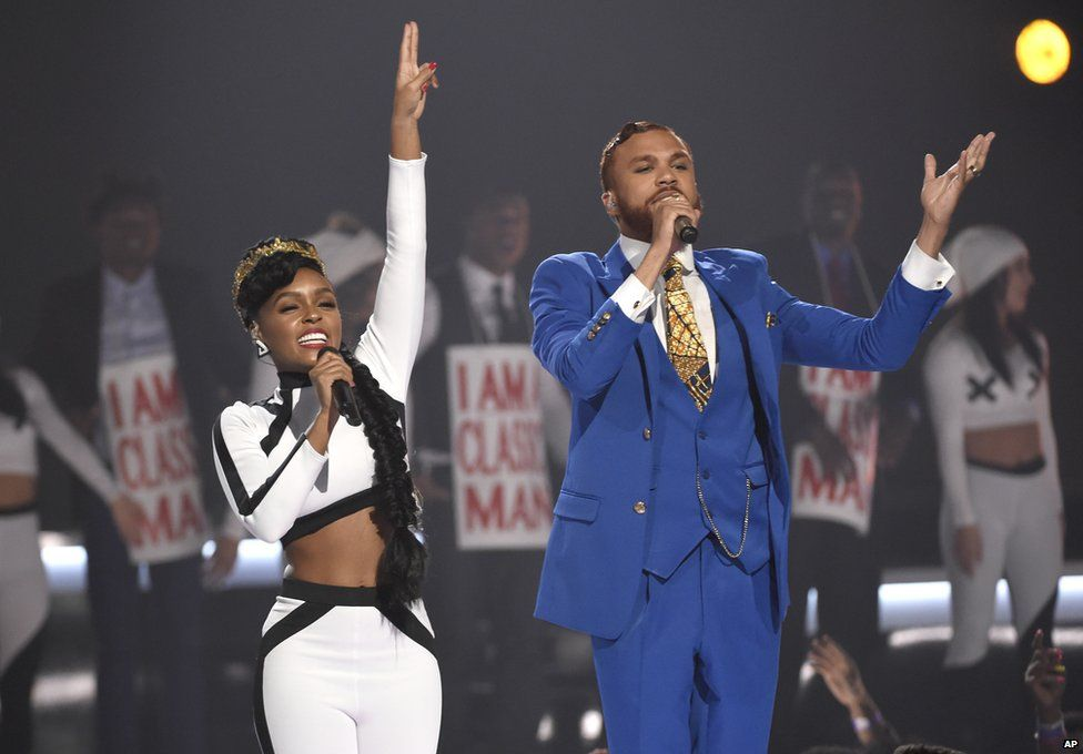 Janelle Monae and Jidenna