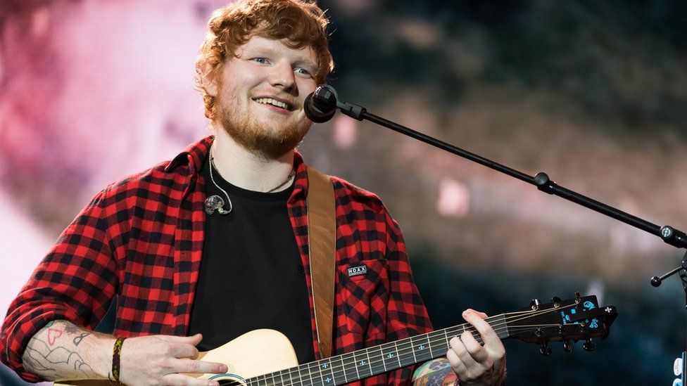 Ed Sheeran deletes his Twitter account