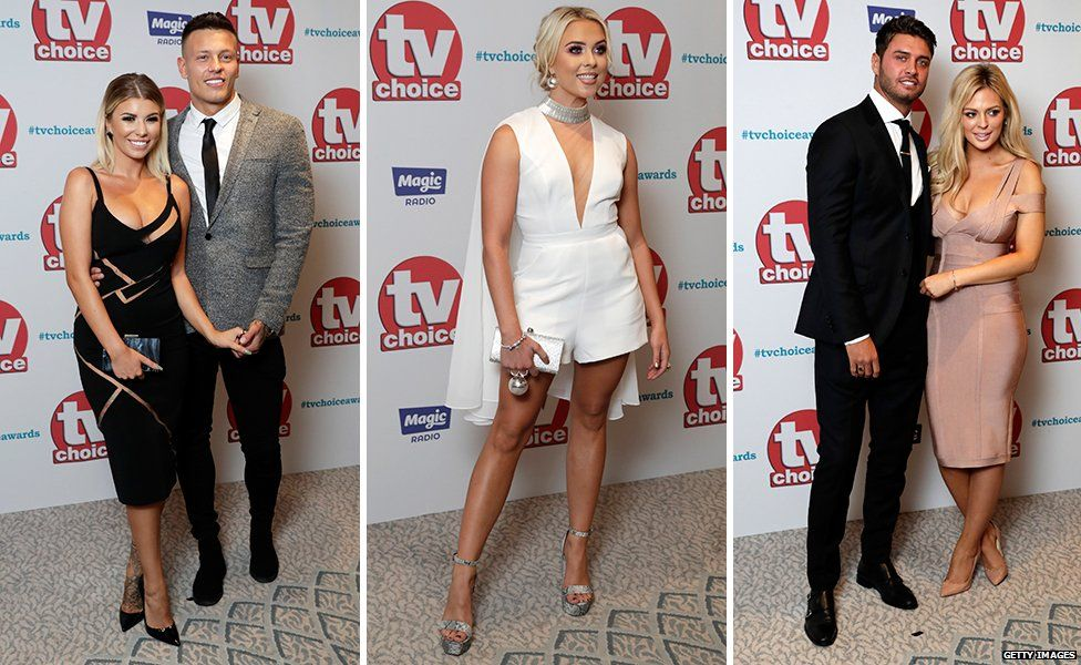 Olivia Buckland, Alex Bowen, Gabby Allen, Mike Thalssitis and Danielle Sellers