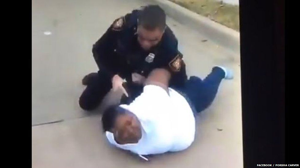 FWPD chief 'disappointed' in arrest video; investigation continues