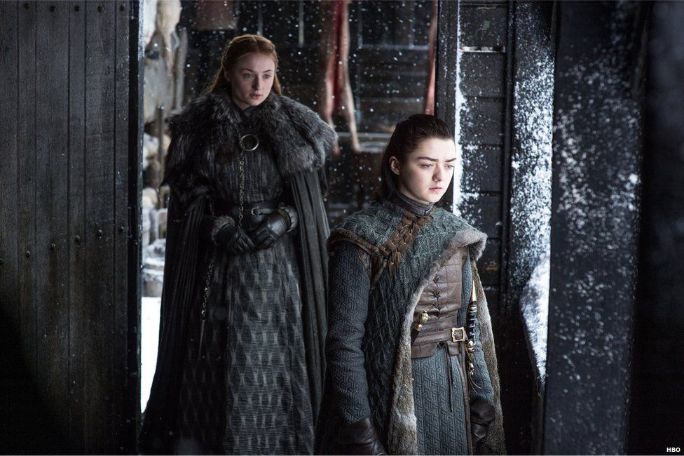 Maisie Williams Is So Ready for 'Game of Thrones' to End