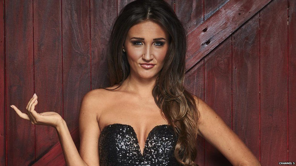 cbb housemate megan mckenna is given a formal warning