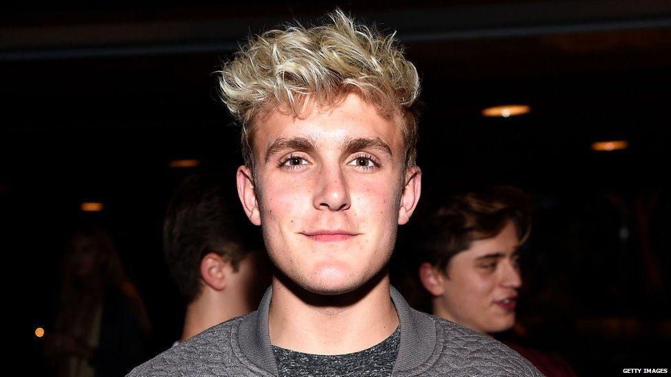 Like a bad neighbor, Jake Paul is there