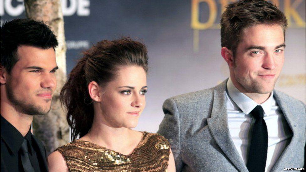 Cast of Twilight Breaking Dawn