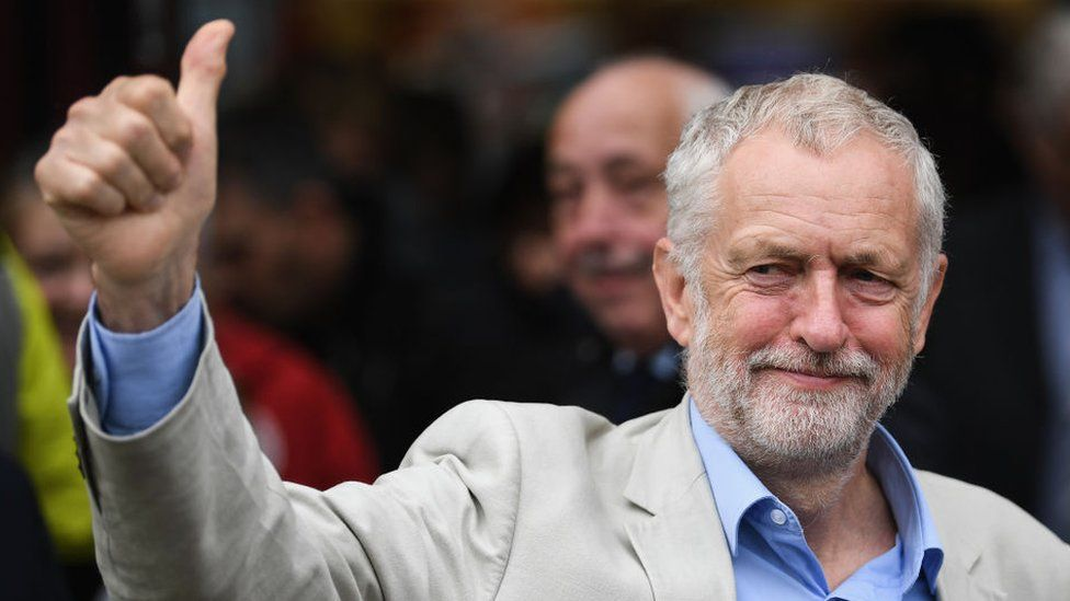 Jeremy Corbyn snubbed Piers Morgan after an Arsenal match by speaking Spanish
