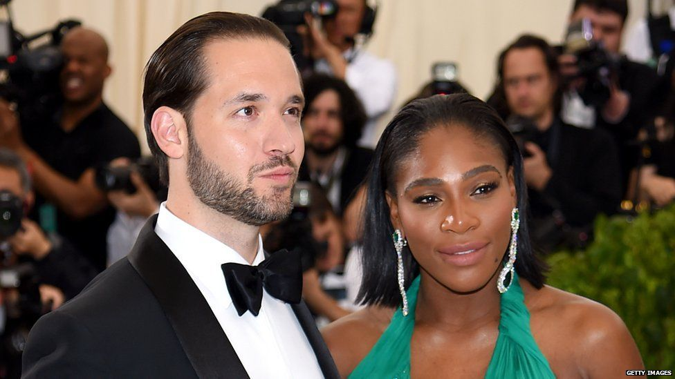 Serena Williams marries Alexis Ohanian in New Orleans, reports say