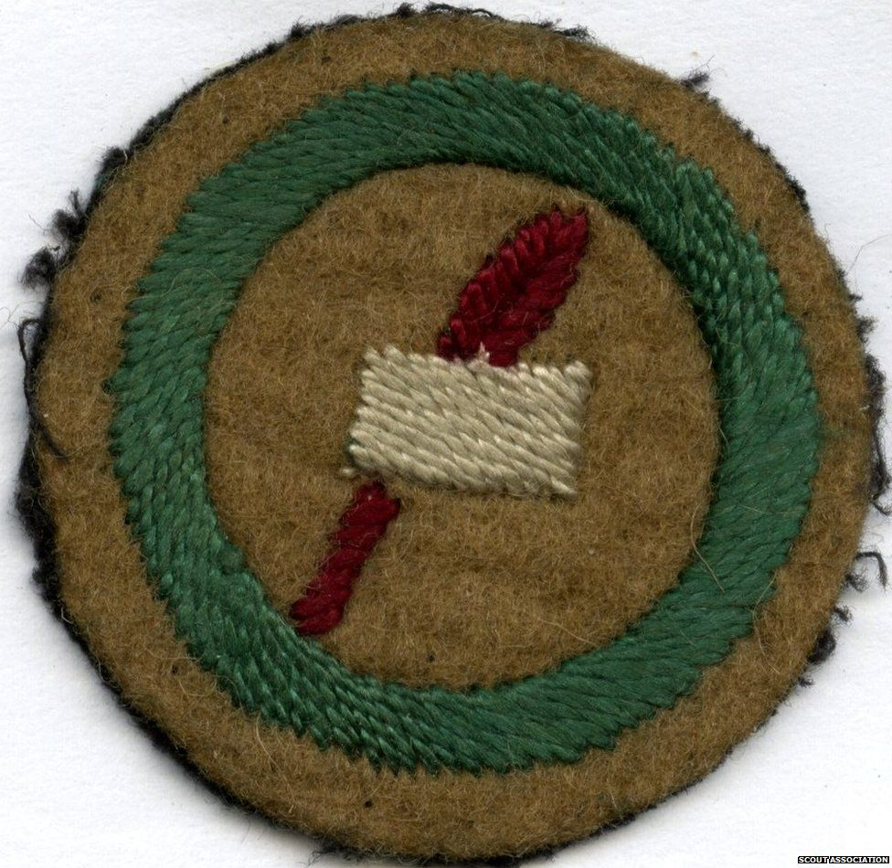 Clerk badge