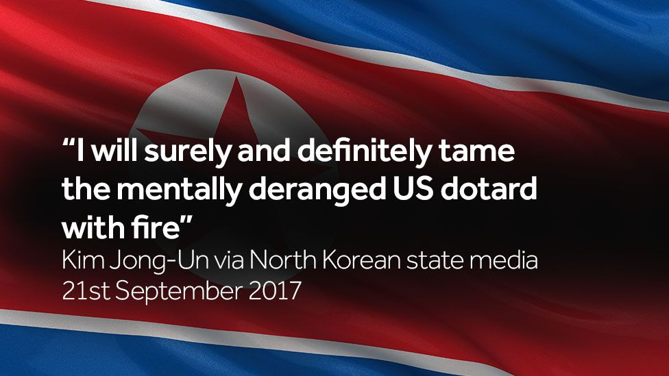 Kim Jong-un quotes