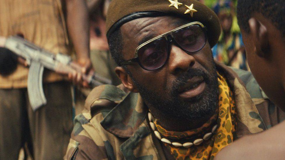 Idris Elba as Commandant