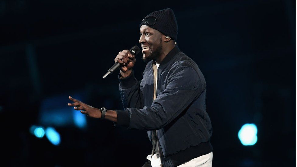 Stormzy has spoken frankly about his battle with depression