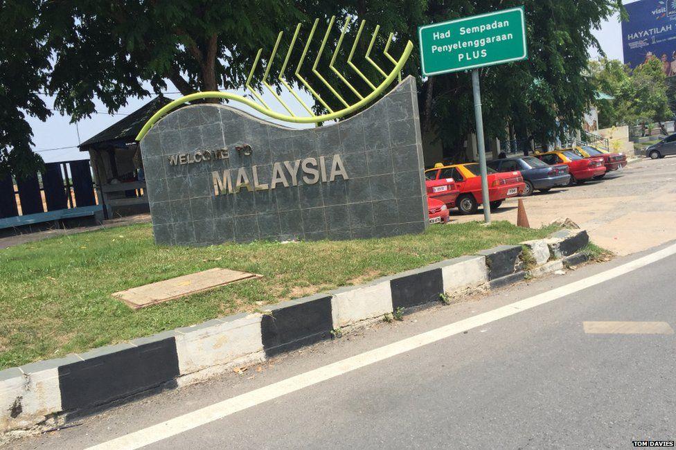 Malaysia sign