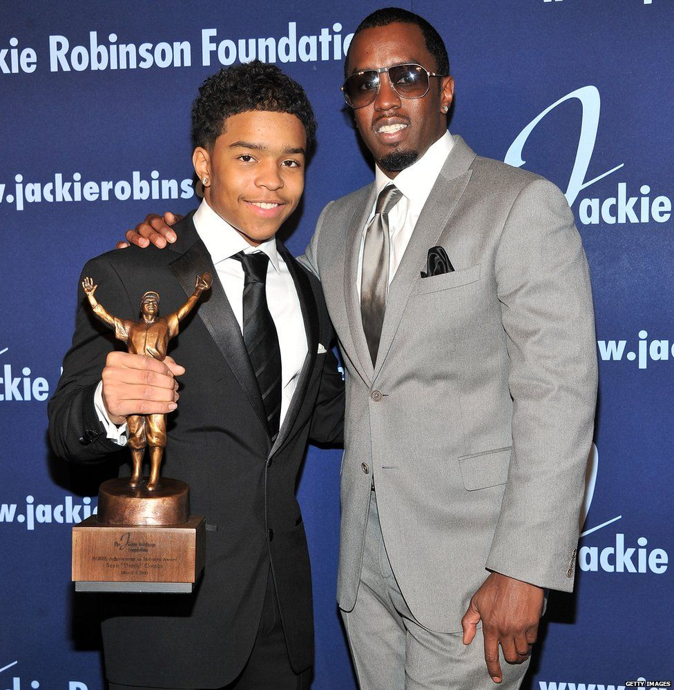 Diddy Oldest Son Football p diddy arrested over assault on his son's ... P Diddy Oldest Son