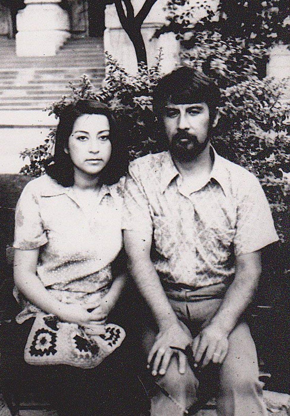 Gabriela Gatica Leyton and Humberto