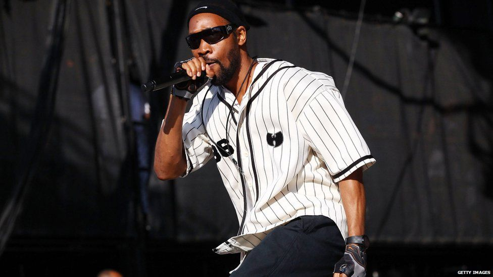 RZA from Wu-Tang Clan
