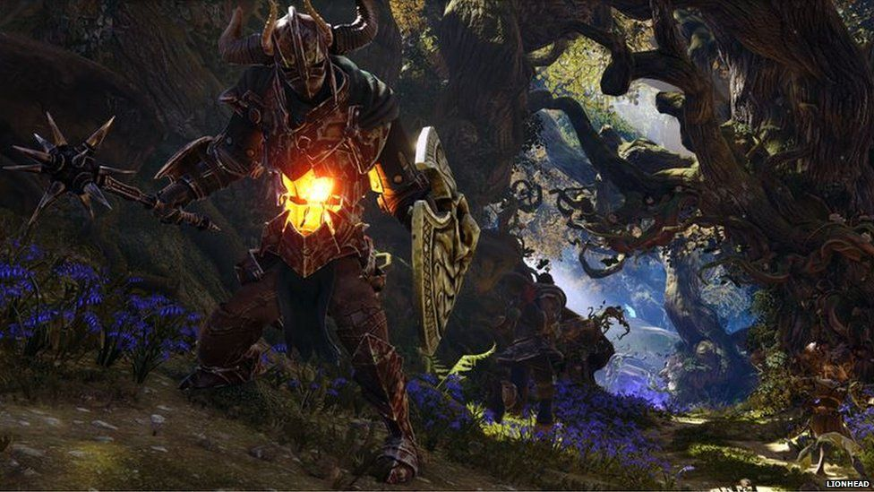 Fable gameplay