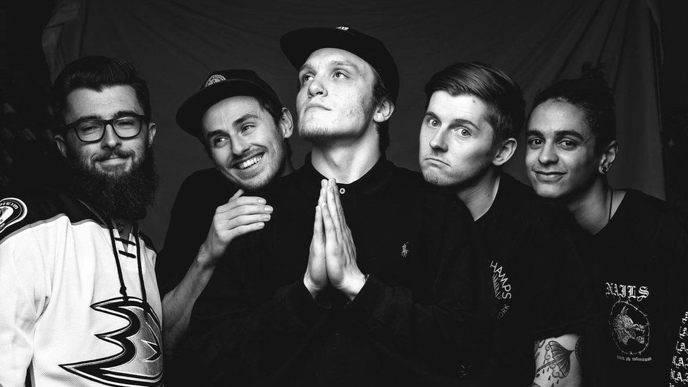 Neck Deep Guitarist Lloyd Roberts Leaves Over Accusations