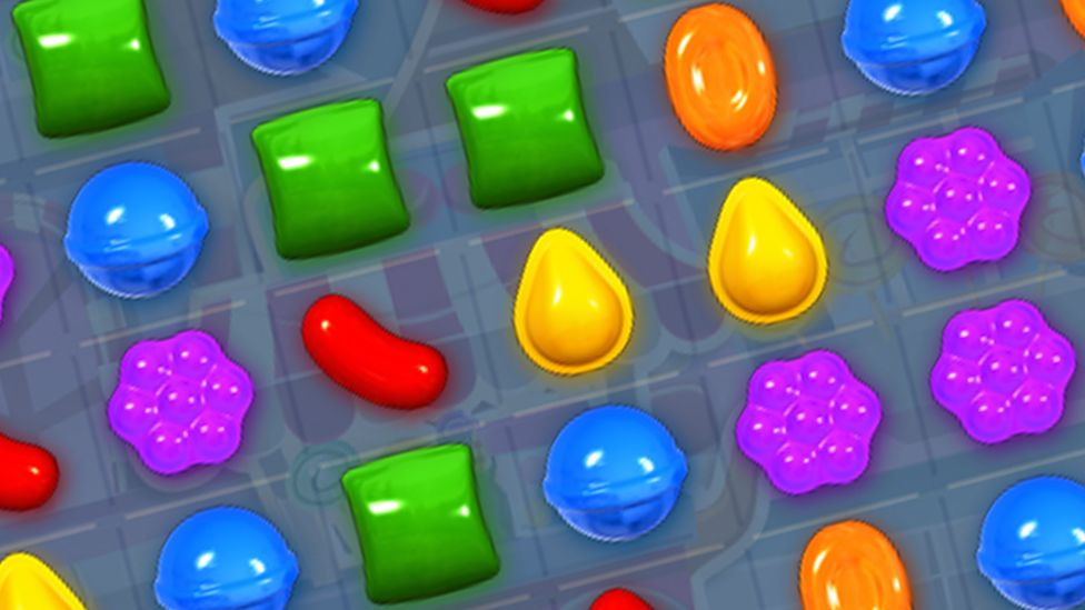 Candy Crush icons