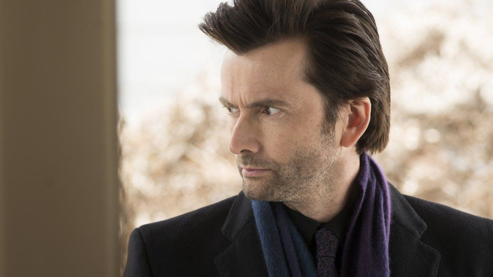 David Tennant as Kilgrave in Marvel's Jessica Jones on Netflix
