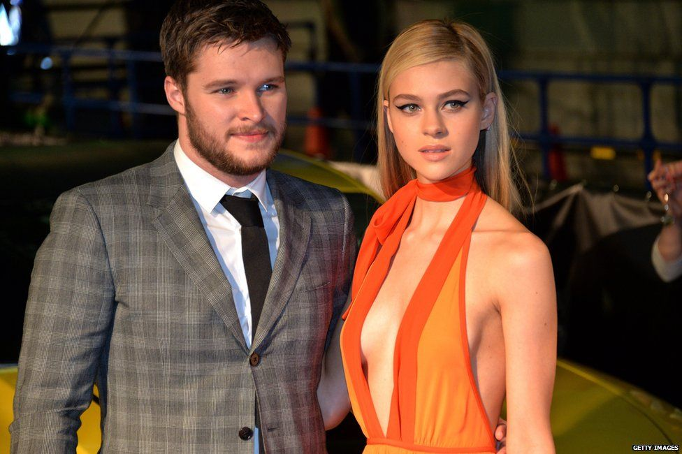 Jack Reynor and Nicola Peltz