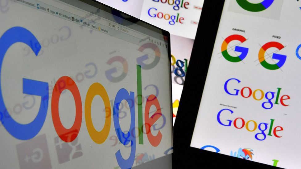 Google's new design