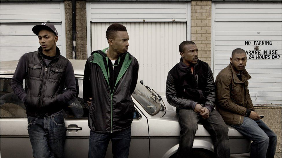 A still from Channel 4 series Top Boy