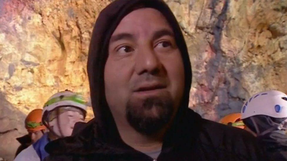 Chino Moreno from Deftones