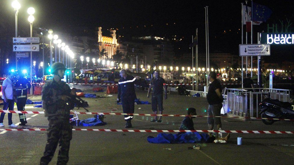 Nice terror attack, July 2016