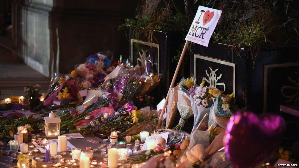 The vigil last night