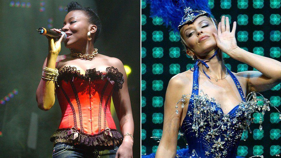 Basement Jaxx and Kylie Minogue