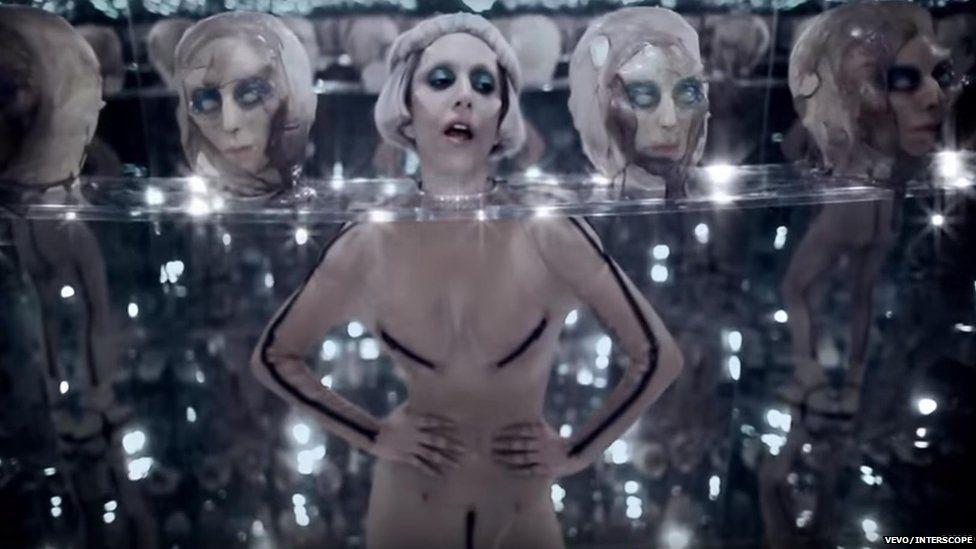Lady Gaga in Born This Way