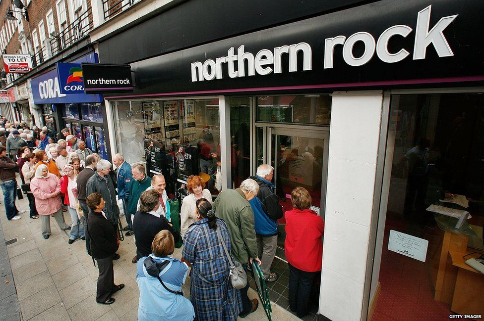 financial situation of northen rock comparison to hbos Hbos agrees emergency merger with lloyds tsb after brown 'encourages  of the uk financial system' hbos is the uk's  decision before northern rock was.