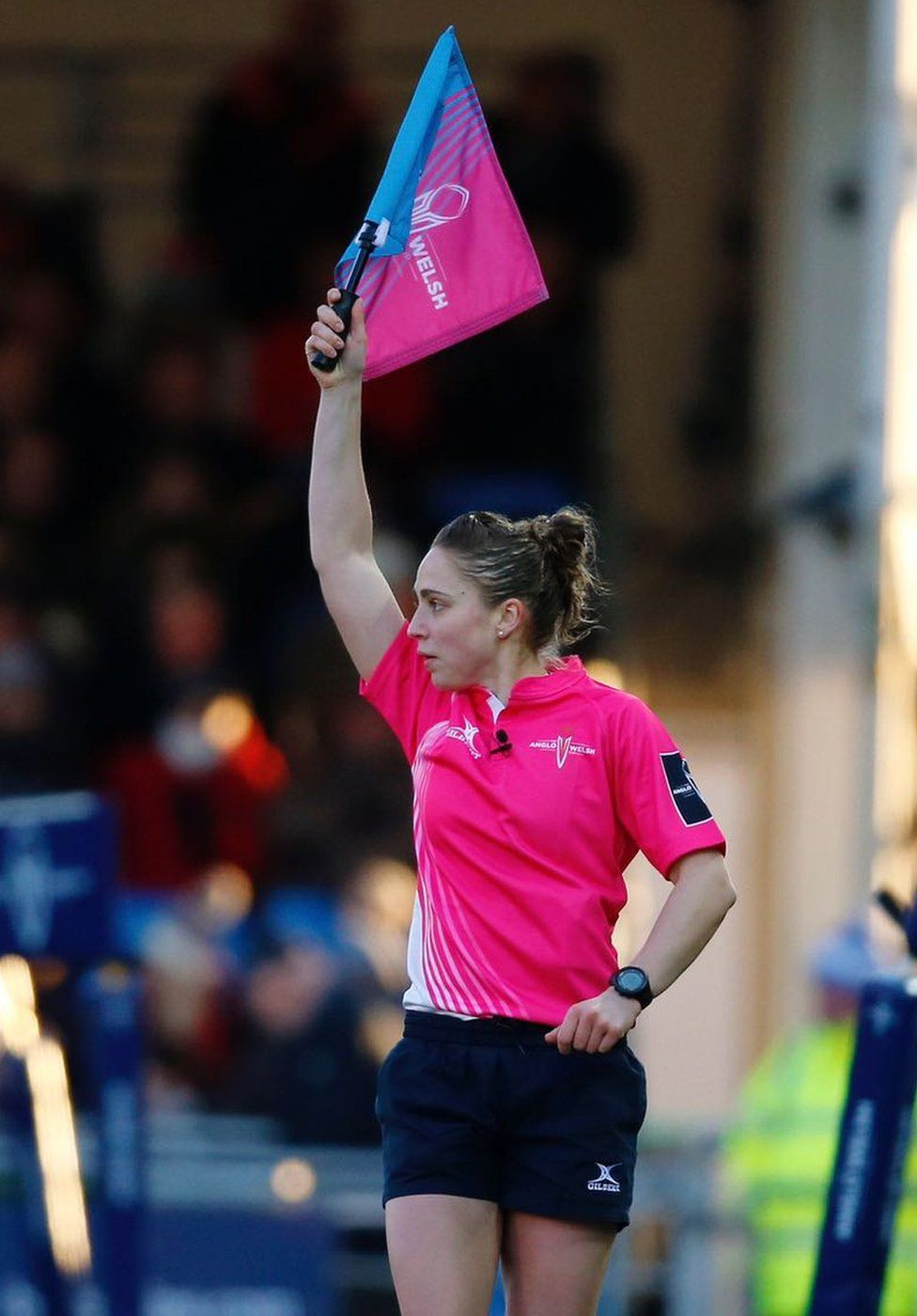 7c51f7abaf3 This female rugby referee is making history this weekend - BBC Newsbeat