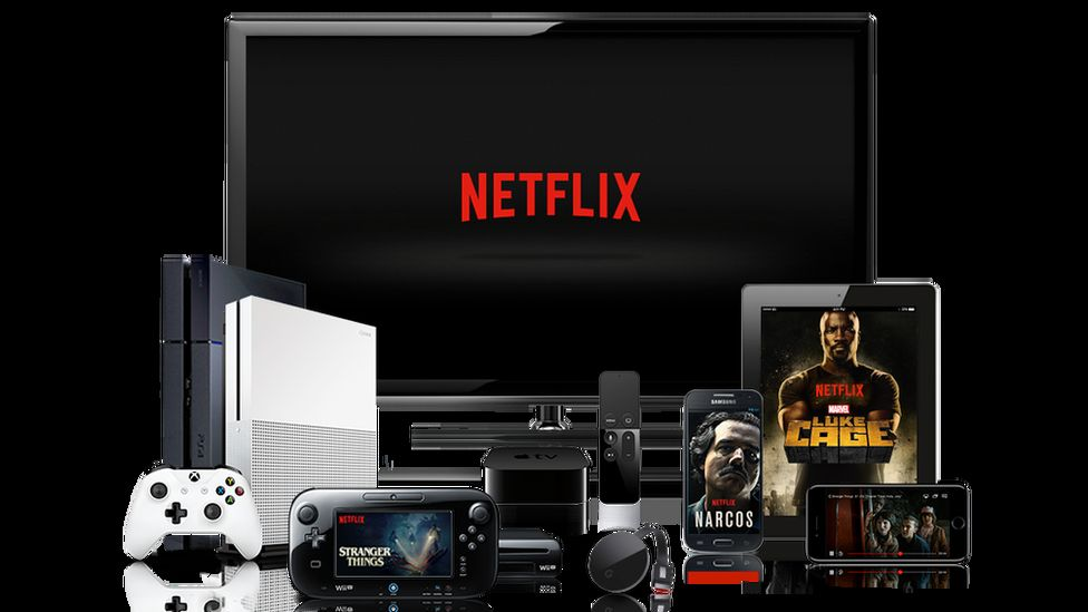 Multiple Devices Netflixs History Dvd Rentals Streaming Success