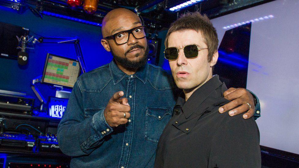 MistaJam meets Liam Gallagher