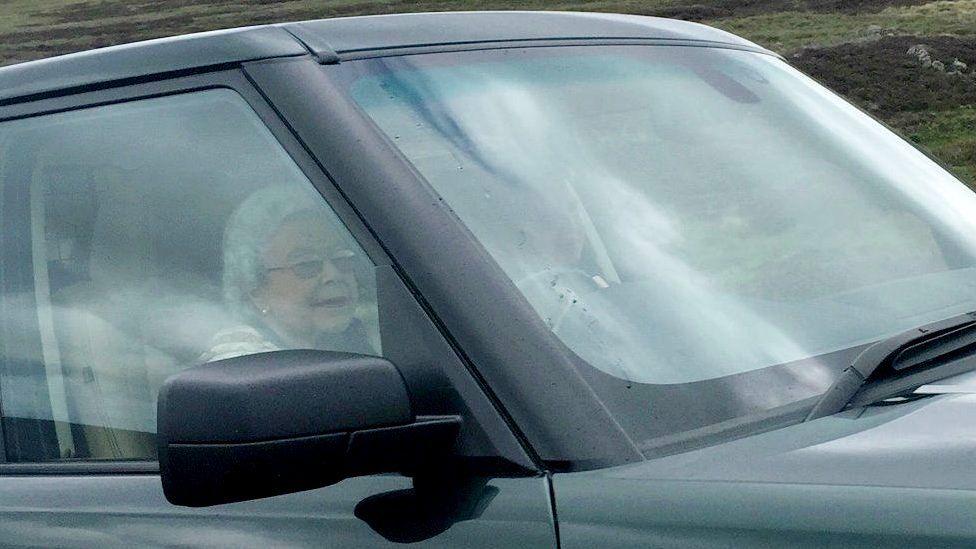 queen elizabeth auto