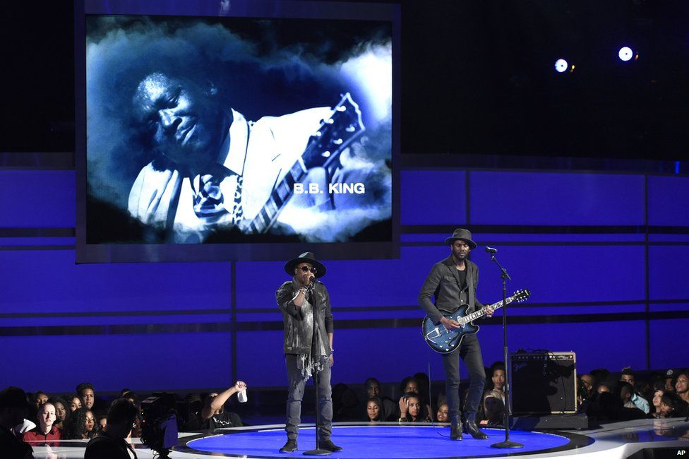 Anthony Hamilton and Gary Clark Jr